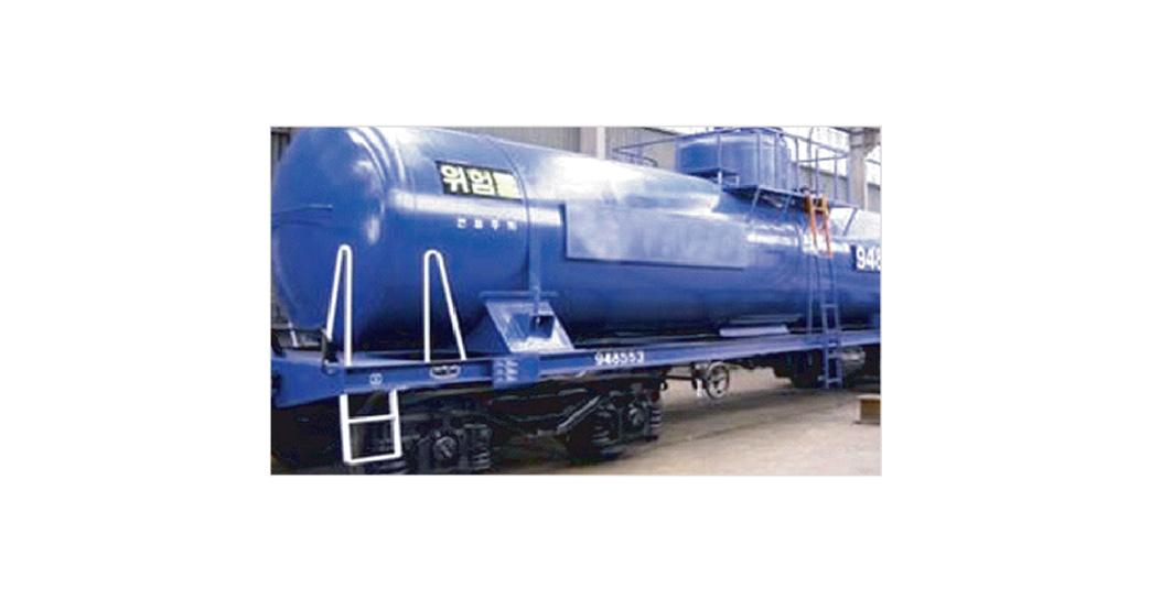 Oil Tank Wagon