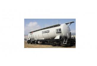 Cement Wagon
